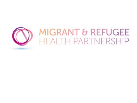 migration & refugees health partnership logo